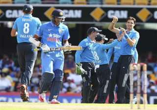 tri series 2015 india bowled out for 153 in third...