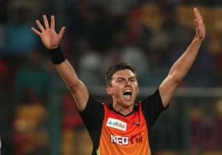 ipl 8 boult is just ahead of dale at this moment...