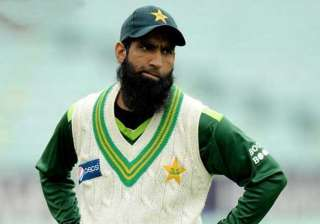 muhammad yousuf blames pcb for series defeat...