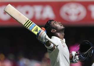 relieved to score maiden test hundred lokesh...