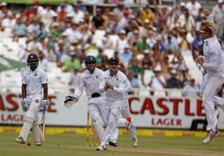 west indies limited to 276 6 on day 1 of 3rd test...