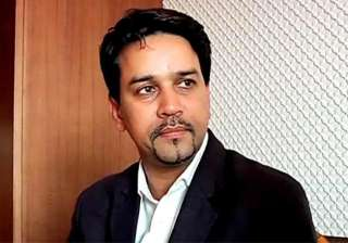 bcci secretary anurag thakur spotted with alleged...
