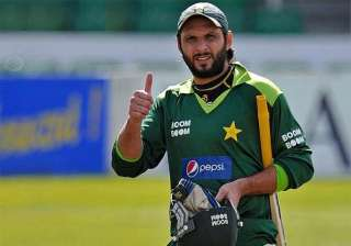 afridi should continue playing odis even after wc...