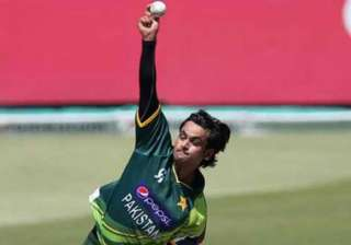 pcb shows urgency to get hafeez s action cleared...