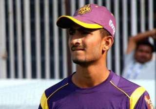 kkr spinner cariappa makes uneventful ipl debut -...