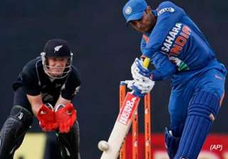 india spank new zealand romp into final of tri...