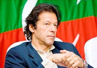 pak must send out strong message says imran khan...