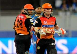 warner may quit ipl to focus on tests - India TV