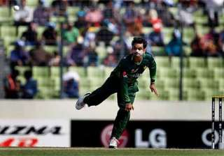 hafeez appears for bowling test report awaited -...