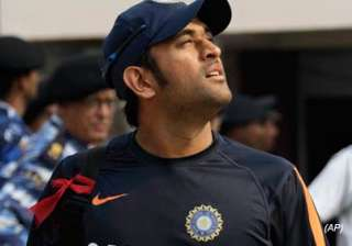 dhoni loses top spot sehwag rises in icc odi...