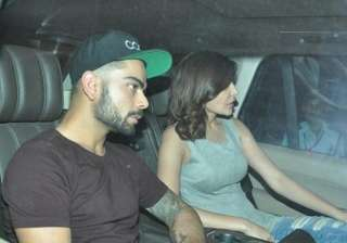 anushka sharma can t stay with virat kohli during...