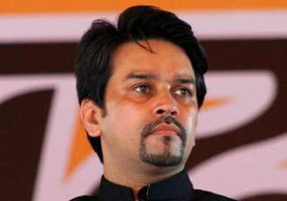 icc trying to malign anurag thakur by using me...