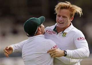 sa vs wi south africa bowled west indies out for...