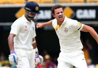 australian pacers were ready to bowl last four...