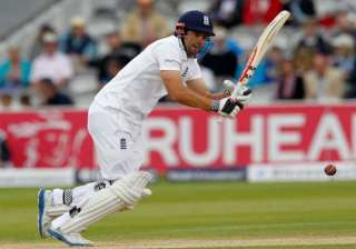 backing alastair cook to score freely against...