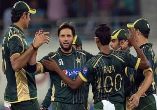 pcb gags world cup bound pakistan team - India TV
