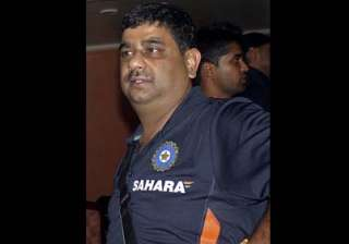 team india was upset says manager biswal - India...