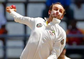 nathan lyon knew about wc squad exclusion before...
