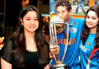 sachin tendulkar s daughter sara to pick...