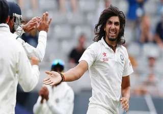 indian bowlers struggle as practice match ended...