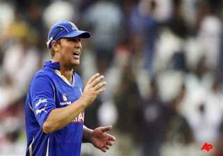 inexperience and bad luck cost us the match warne...