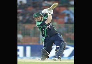 ireland shocks zimbabwe in world t20. - India TV
