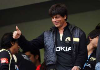 kkr doing well without ganguly says shah rukh...