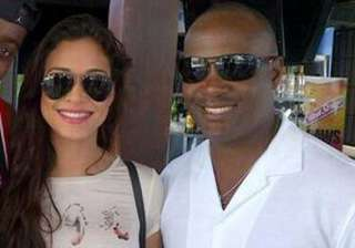 know miss scotland who hit brian lara for a six -...