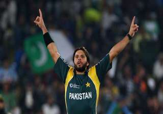 know shahid afridi the boom boom pakistan...