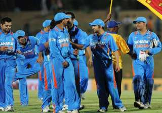 list of india s top ten odi run chases - India TV