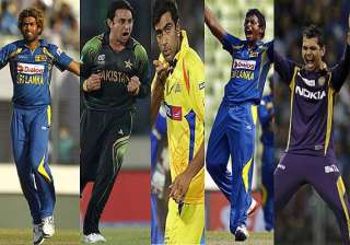 meet the magical bowlers who can turn the batsman...