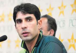 misbah wants pcb to start grooming future captain...