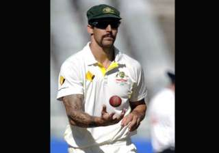 mitch johnson has toe ailment t20 status in doubt...