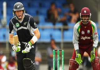 nz and wi set for series in america - India TV