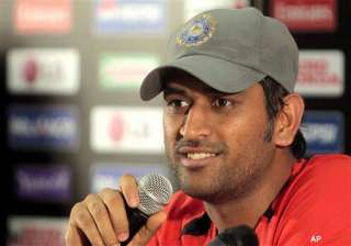 nehra almost ruled out but gambhir fit says dhoni...