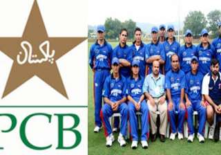 pak afghan cricket match in abbottabad - India TV