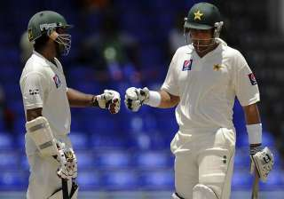 pak on verge of victory in second test - India TV