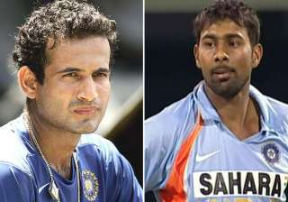 praveen kumar irfan pathan return to team india...
