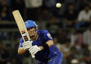 rr beat mi by 10 wickets give perfect send off to...