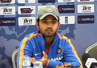 rahane eyes number four slot in world cup in...
