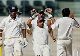 rajasthan in command on day 3 of ranji final -...