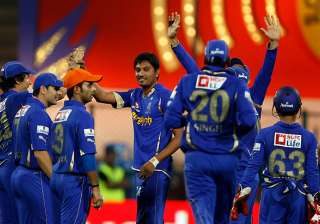 rajasthan royals start favourites against deccan...