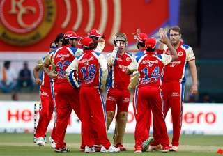 resurgent rcb to take on kkr at eden - India TV
