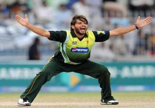 sacking afridi was in best interest of the team...