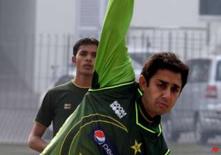 saeed ajmal to unleash new weapon against england...