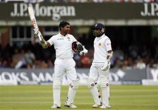 sangakkara ton leads sri lanka to 415 7 on day 3...