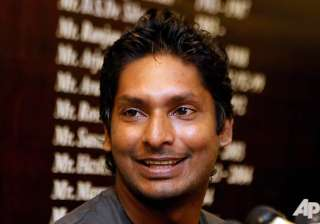 sangakkara confident about chargers chances in...