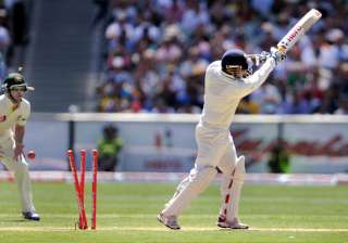 sehwag says aussie bowlers playing with our...