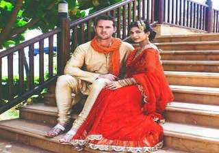 meet indian model who married aussie pacer shaun...