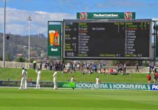 sheffield shield to be played under lights -...